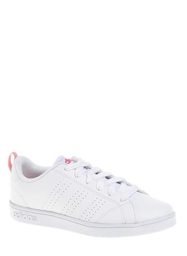 adidas Vs Advantage Cl K Beyaz